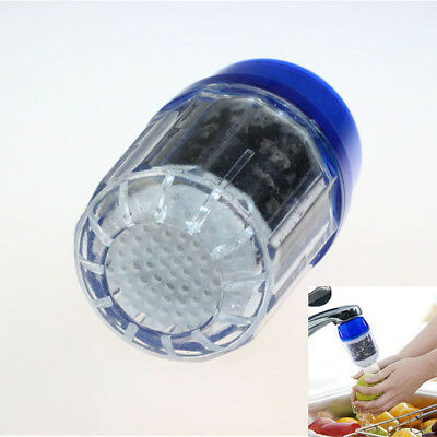Healthy Water Wasserhah Purified Faucet Tap Bamboo Charcoal Purifier Filter Head