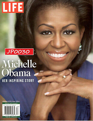 LIFE Special 2018, Michelle Obama, Her Inspiring Story, New/Sealed, Reissue