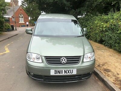2011 Volkswagen (Sirus) Caddy Life Tdi Automatic