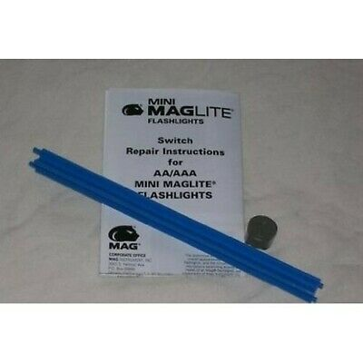 Genuine maglite rechargeable Switch Seal Chargeur MAG 108-000-643 ZZ040209