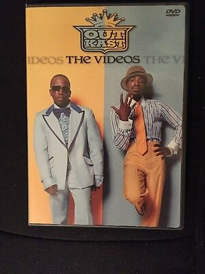 OUTKAST The Videos DVD**Sale $4.99-$2.00=$2.99**