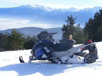 Skidoo Summit 800R