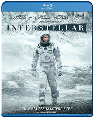 INTERSTELLAR-INTERSTELLAR Blu-Ray NEW