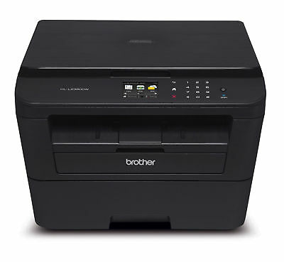 Brand New --- Brother HL-L2380DW All-In-One Laser Printer----B&W--Not Color