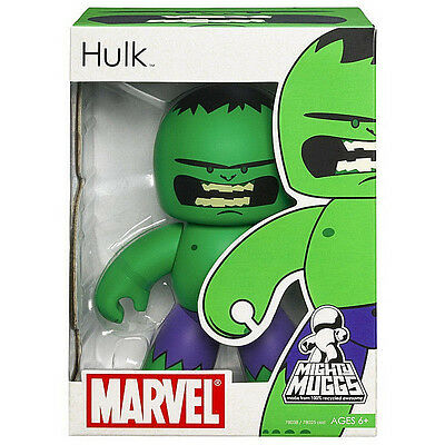 MARVEL MIGHTY MUGGS Collection_HULK 6 inch Vinyl figure_Series #2_New & Unopened