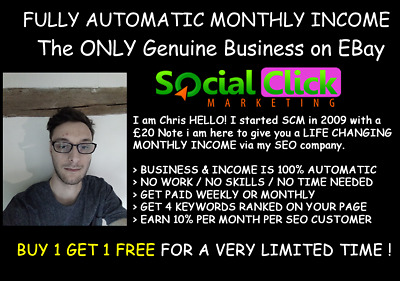 Fully AUTOMATIC INCOME Business | Guaranteed Income £500+ MONTH | FULL REFUND