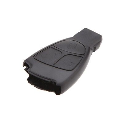 Remote Car Fob for Mercedes Benz Key Shell Case 3 Button Key Cover BH