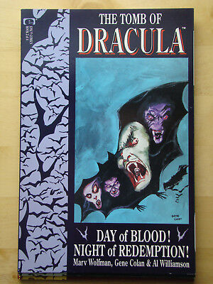 The Tomb Of Dracula (1991) #2 Of 4 (Nm) Wolfman & Colan, Epic Comics
