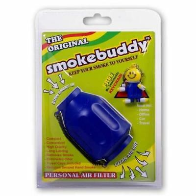 Smoke Buddy Original Personal Air Purifier Cleaner Filter Removes Odor - PURPLE