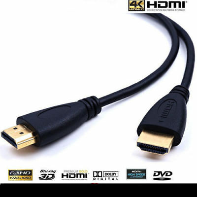 1M/3.3ft  HDMI 4K 1080P CABLE For BLURAY 3D DVD PS3 HDTV LCD HD TV