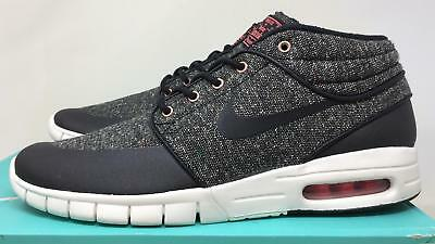 watch c83ae 74efb NEW Nike Men s Stefan Janoski Max MID Skateboarding Shoe Size 10 NIB