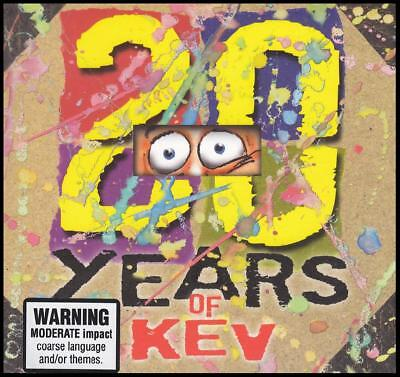 Kevin Bloody Wilson (2 Cd) 20 Years Of Kev ~ Best Of ~ Australian Comedy *New*