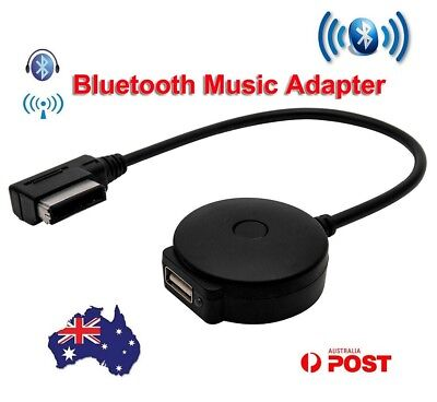 AMI MMI MDI Wireless Bluetooth Interface Music Adapter Cable USB For Audi VW GT