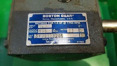 Boston Gear Rf72115B56 (Br5.5)