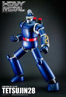 Action Toys Heavy Metal Tetsujin 28 Action Figure New Robot
