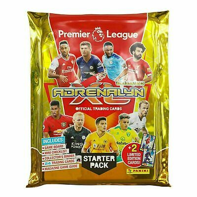 MATCH ATTAX 2018 2019 EPL Premier League Starter Pack Album 2 Limited Cards