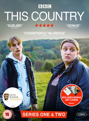 This Country: Series One & Two DVD (2018) Daisy May Cooper ***NEW***