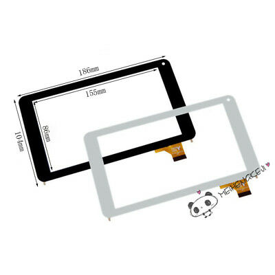 New Touch Screen Digitizer Panel Glass For FunTab 7.0 7 inch Tablet PC