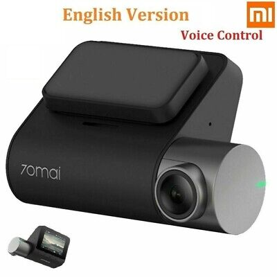 Xiaomi 70mai Dash Cam Pro Voice Control 1944P HD SONY IMX Smart Car DVR Camera