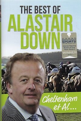 Cheltenham et Al: The Best of Alastair Down (Hardcover) NEW Hardback Book
