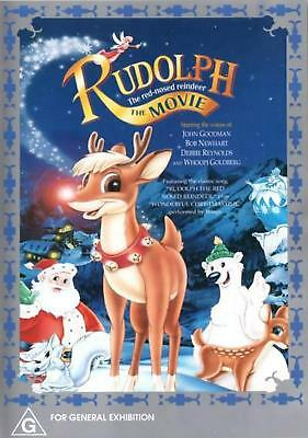 Rudolph the Red Nosed Reindeer Movie - DVD Region 4 Free Shipping!