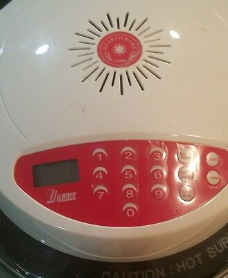 Digital Nuwave Oven 20331 Pro Infrared  power head only-TESTED