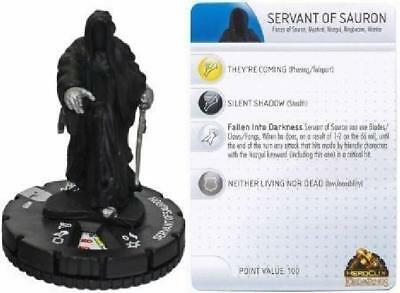 #020 Lord of the Rings Heroclix NM Heroclix