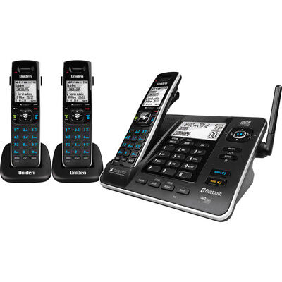 Uniden XDECT8355-2 Xdect Extended Digital Phone Usb Charge & Bluetooth Uniden