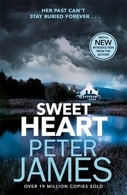 Sweet heart by Peter James (Paperback / softback)