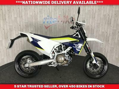 Husqvarna 701 701 Supermoto Abs Model Low Miles Only 648 From New 2016 66