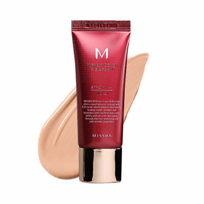 Missha M Cover BB Cream 20ml / Free Gift / Korean Cosmetics