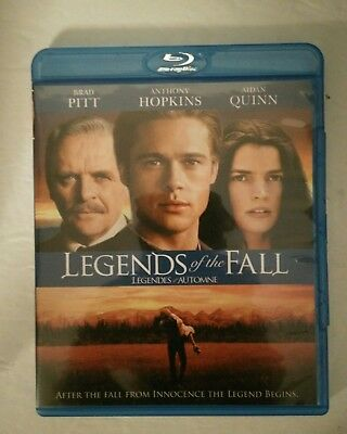 Legends of the Fall (Blu-ray Disc, 2011)