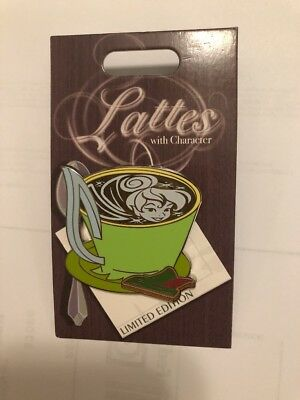 Disney Trading Pin Latte Lattes With Character Series Tinkerbell May 2018