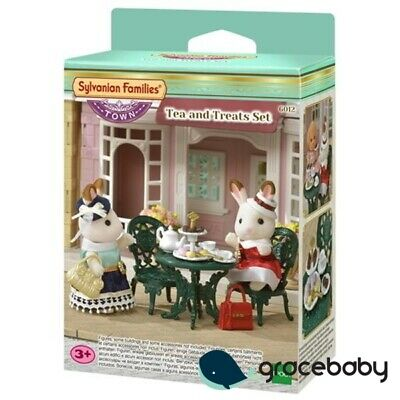 Sylvanian Families - Town Series - Tea and Treats Set