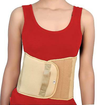 Abdominal Binder 8 INC Elastic Belt Girdle Post Pregnancy & Post Surgrey Support