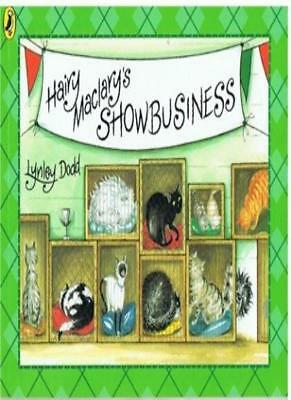 Hairy Maclary's Showbusiness By Lynley Dodd. 1856130800