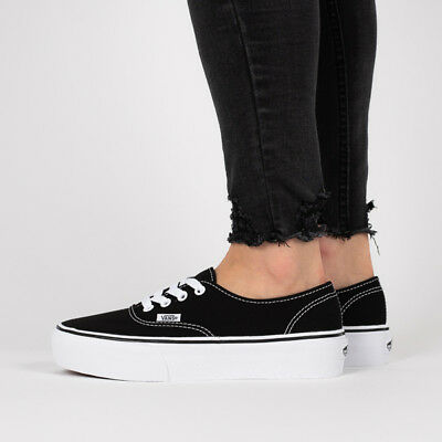 vans authentic donna platform