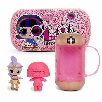LOL Surprise Doll Under Wraps Series Eye Password Spy Tots Capsule Doll Gift