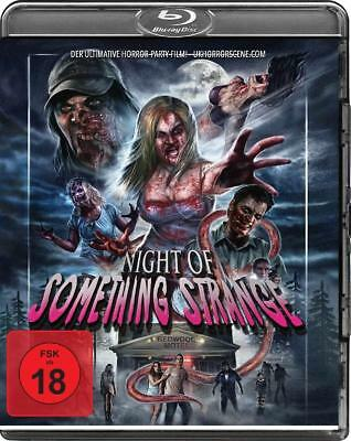Night of Something Strange [Blu-ray] NEU OVP FSK 18