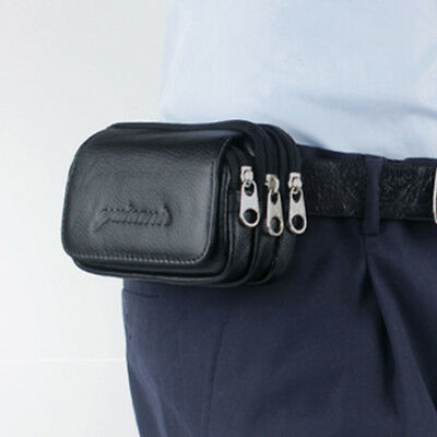 Multipurpose Leather Phone Belt Purse Holster Waist Fanny Pack Pouch Wallet