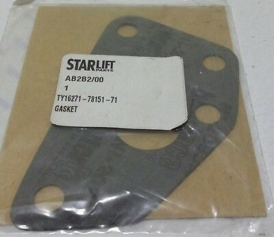 Gasket Starlift Parts Ab2B2/00 New 1 Pc