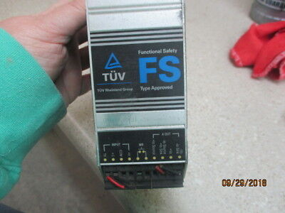 Moore Industries Programable Safety Trip Alarm#1030930M *Used