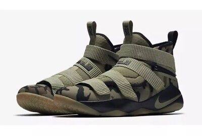 30fcb1c8a37 NIKE MENS Lebron Soldier Xi Flyease Aq3324 200 Size 9.5 New -  65.00 ...