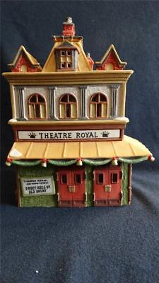 Dept 56 Dickens Village Theatre Royal #55840 Heritage Village Collection