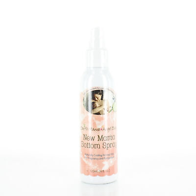 Earth Mama Organics New Mama Bottom Spray 4oz/120ml