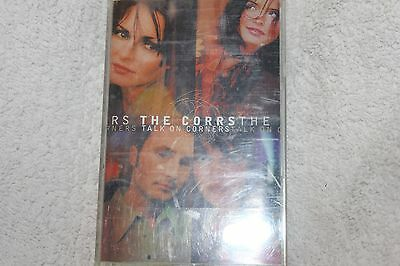 corrs talk on corners cassette tape