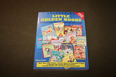 Collecting Little Golden Books 4th Edition 2000 Softcover Steve Santi