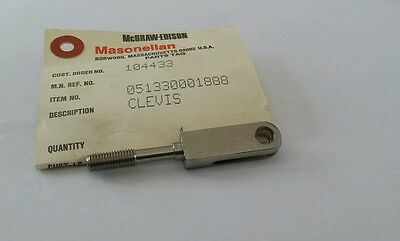 Masoneilan Clevis Authentic 051330001888 New