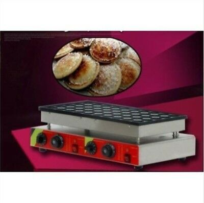 50Pcs Commercial Electric Poffertjes Muffin Machine Dorayaki Pancakes Maker N if