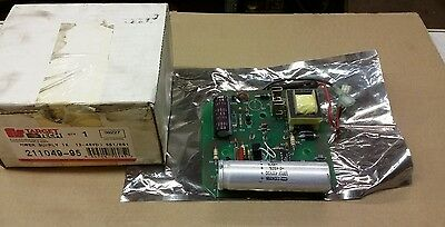 Target Tech/Federal Signal Power Supply 211049-95 12-48 VDC